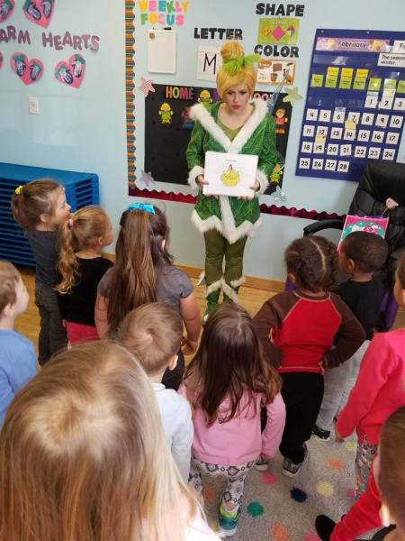 A Visit from Tinkerbell 2018